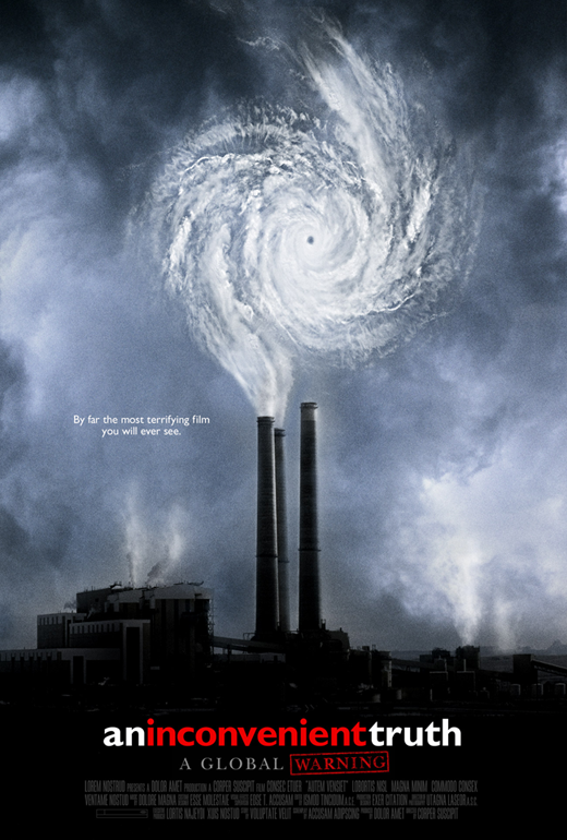 reaction paper about an inconvenient truth movie An inconvenient truth is an excellent film, primarily because it manages to get its message across for the first time, global warming has become a mainstream issue and everybody is talking about it.