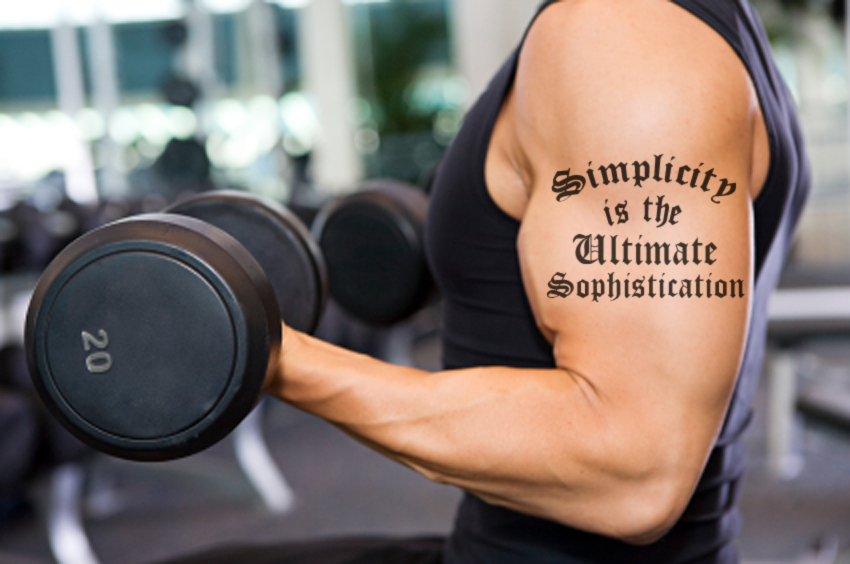 The gallery for powerlifting tattoos for Weightlifting tattoo designs