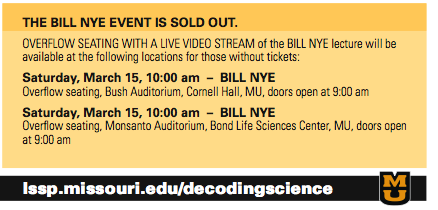 bill nye sold out
