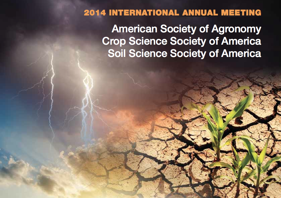 American Society of Agronomy, Crop Science Society of America, Soil Science Society of America